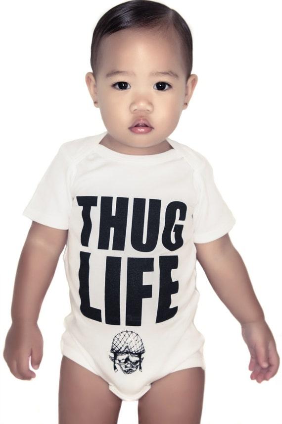 Thug Life Onesie