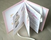 Storybook - Baby Shower Invitation Suite SAMPLE (Price shown is not per unit price for full order, see description)