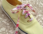 fabriclaces - Shoelaces - fabric fun - 100%cotton
