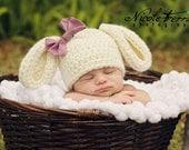 Handmade Baby Lamb Hat