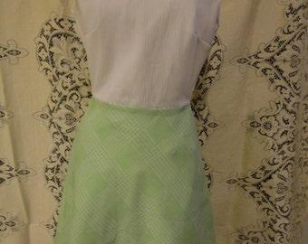 Vintage 60's  Polyester Dress