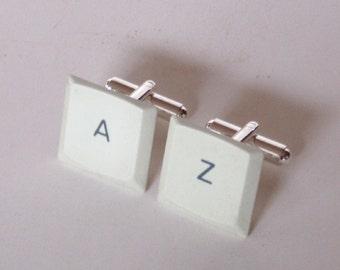 Apple cufflinks - Ibook G4 - Your initials