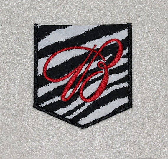 Items similar to shirt pocket embroidery machine applique