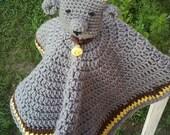 Goat Lovey Crochet Pattern Instant Download