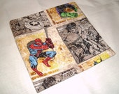 Reusable Sandwich Sack - Marvel Comics Superheros