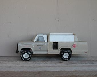 1980 Vintage Chevron Tonka Utility Truck