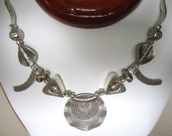 Thai Silver Necklace