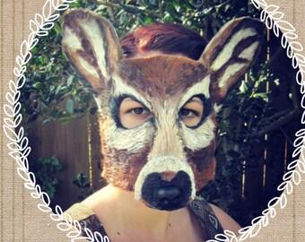 Woodland Deer Doe Mask