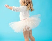 Ivory tutu skirt in vintage style petit ballerine - photo prop