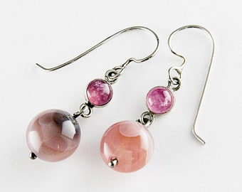 Perfectly Pink Earrings