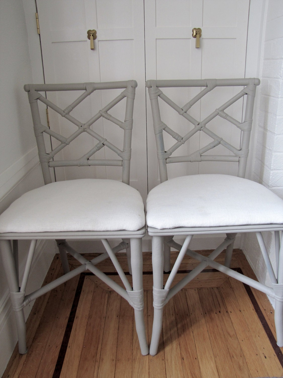 set of 4 chinese chippendale chairs vintage chairs antique