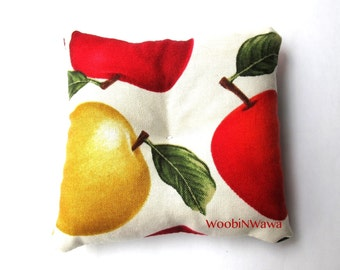 Cotton Sachets-Lavender Scented- Apples