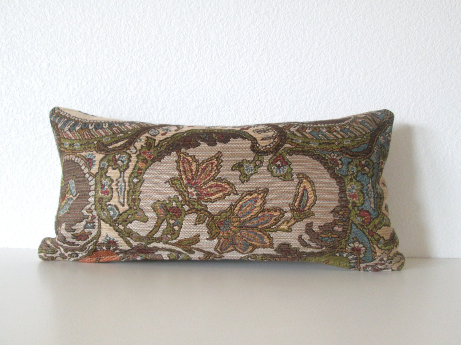 Decorative Lumbar Pillows Green : CraftLaunch Site Inactive