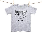 Grumpy Cat Toddler Tshirt