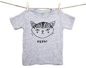 Grumpy Cat Toddler Tshirt