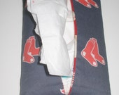 Boston Red Sox Tissue Holder/Cozy