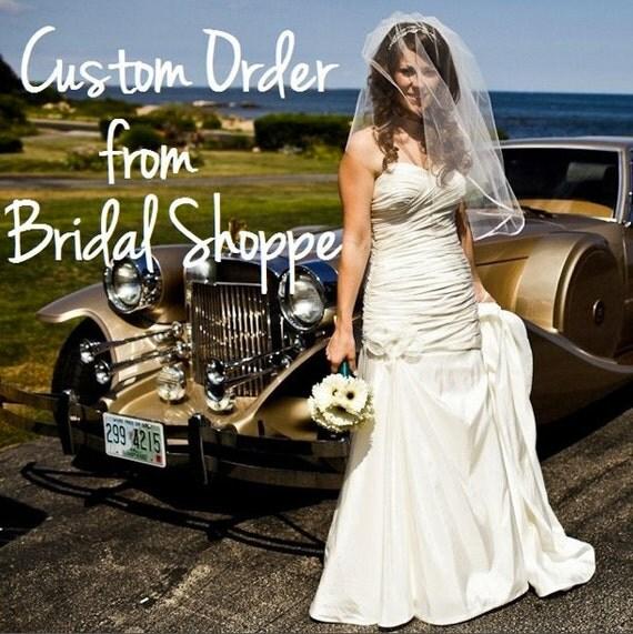 Custom Order for Brooke _ Breanna with upgraded center