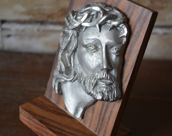 Vintage Religious Jesus Lovely Shabby Chic Piece