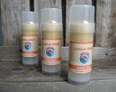 Orange Spice Natural Solid Lotion Stick