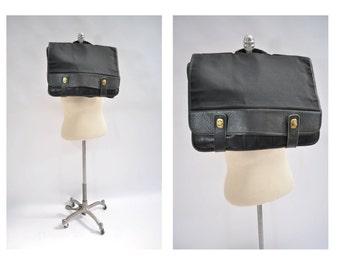 COACH vintage leather bag ballistic satchel attache tote briefcase tote