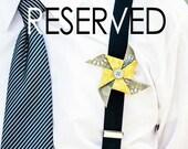 Set of 12 custom bow ties