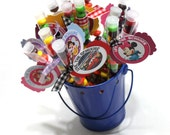 Fish extender gifts - FE gift, favor, treat (25) treat stacks - cruise gift, cruise favor, family cruise