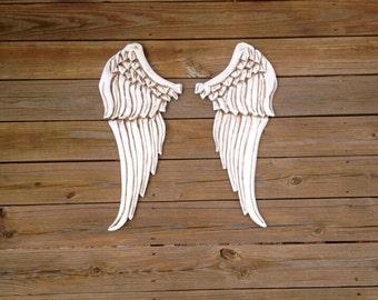 Custom Built Angel WIngs Wall Decor