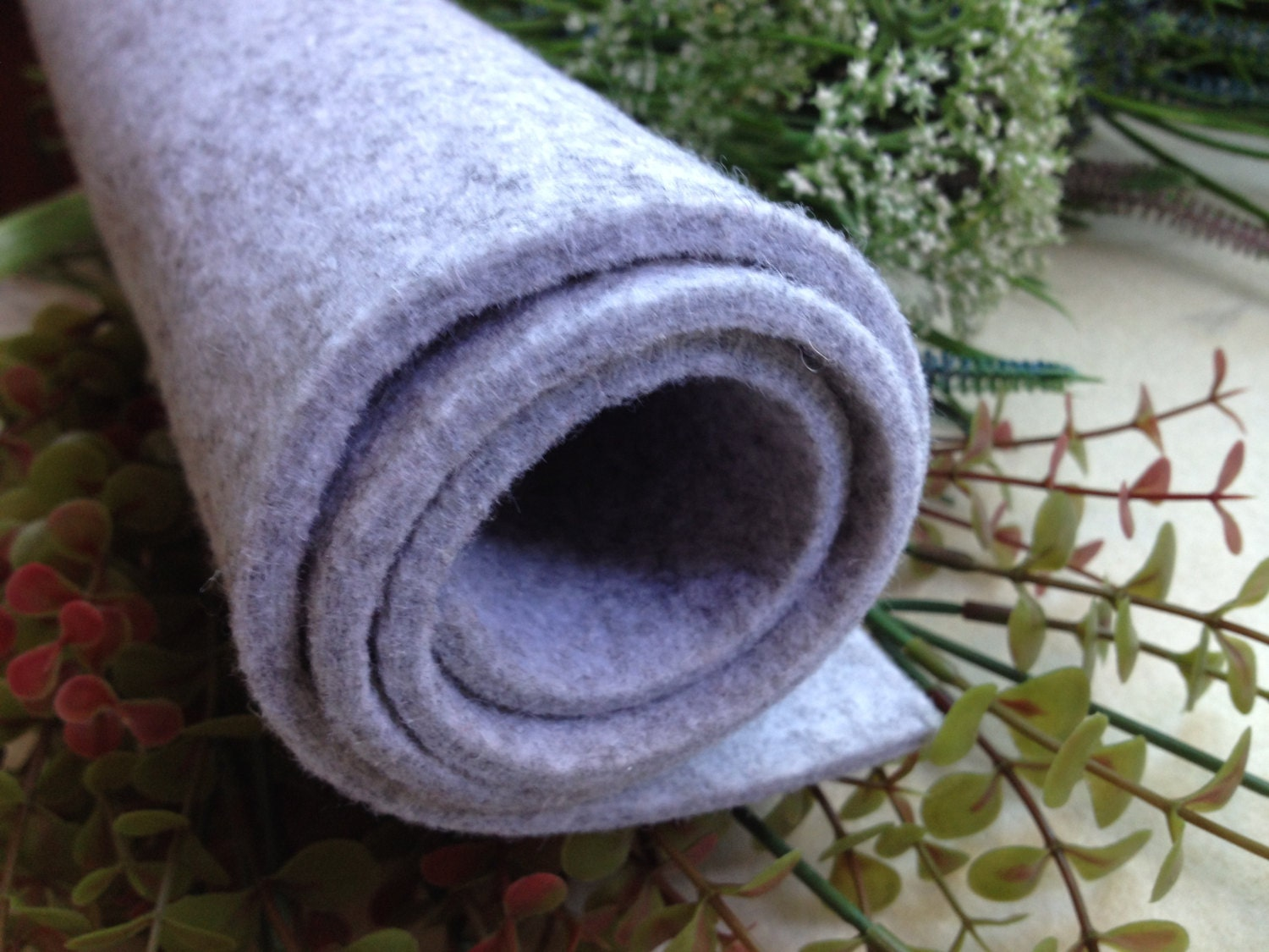 5mm Thick Polyester Felt Fabric Sheet 48 X 48cm Approx
