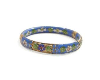 Vintage Flower Pattern Bracelet