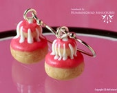 LAST ONES - French Pastry Dangle Earrings