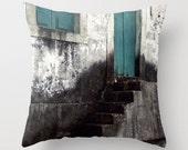 steps - pillow cover