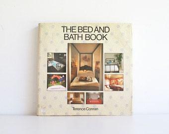 Vintage 1970s Terence Conran Bed & Bath Book