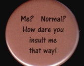 Offended Button