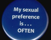Are You Interested In This Button