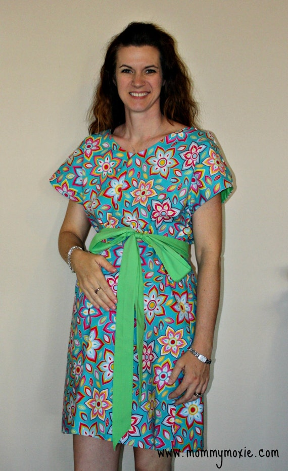 Kathryn Maternity Hospital Gown for Labor and Delivery