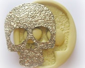 Sugar Skull Mold LARGE