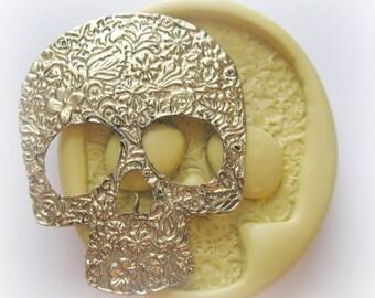 Sugar Skull Mold LARGE