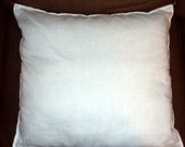Fiber fill Pillow  INSERT for your  Chair Seat Cover  - up to 18 X 18 INCHES