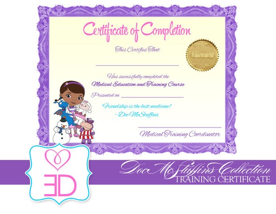Doc McStuffins Collection Printable by EccentricDesignsbyLH Doc Mcstuffins Printable Stickers