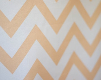 5 feet x 6 feet Blush Chevron Fabric Photography Backdrop