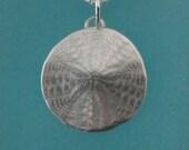 Sand Dollar Necklace (medium)