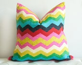 Pillow Cover Annabelle Chevron