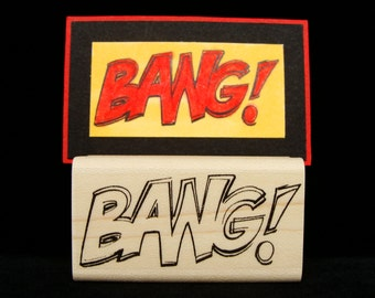 "cartoon ""BANG!"""