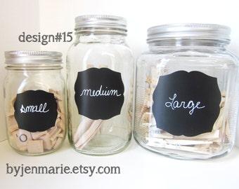 DesignNo.15  Chalkboard Labels