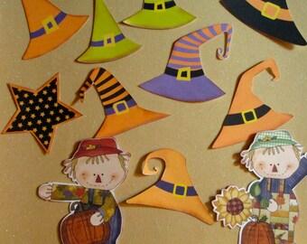Halloween die cut set