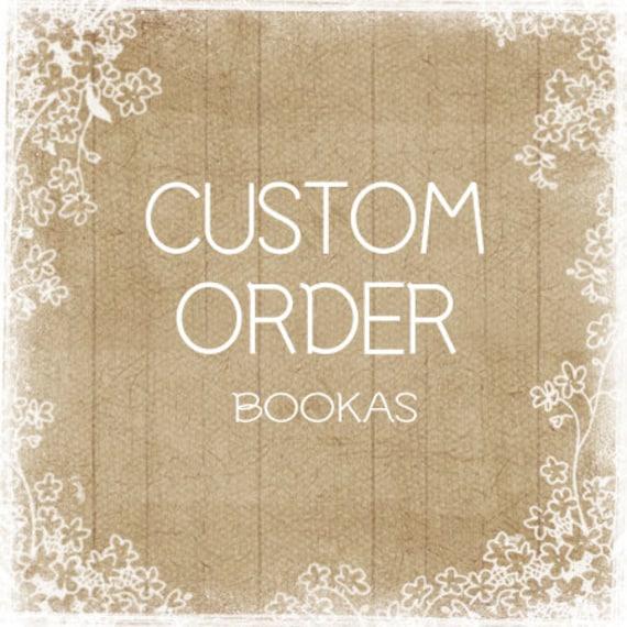 custom order for Sarah Rosenhek