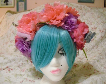 Fairy Princess Flower Crown