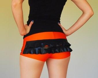 Ruffle Butt Roller Derby Shorts - Pre-Order