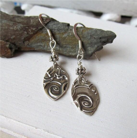 Ocean Jewelry Wave Earrings Silver Drop Earrings Antiqued. Prom Earrings. Statement Earrings. Black Pearl Earrings. 4.5 Mm Earrings. Cocktail Earrings. Sketch Earrings. Filligree Earrings. 2 Earring Earrings