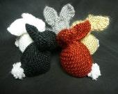 Knit Bunny Buddy